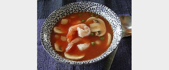 Changhai's Shrimp Soup