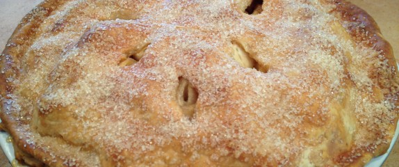 Think pie pastry is daunting? Try this 3-ingredient wonder
